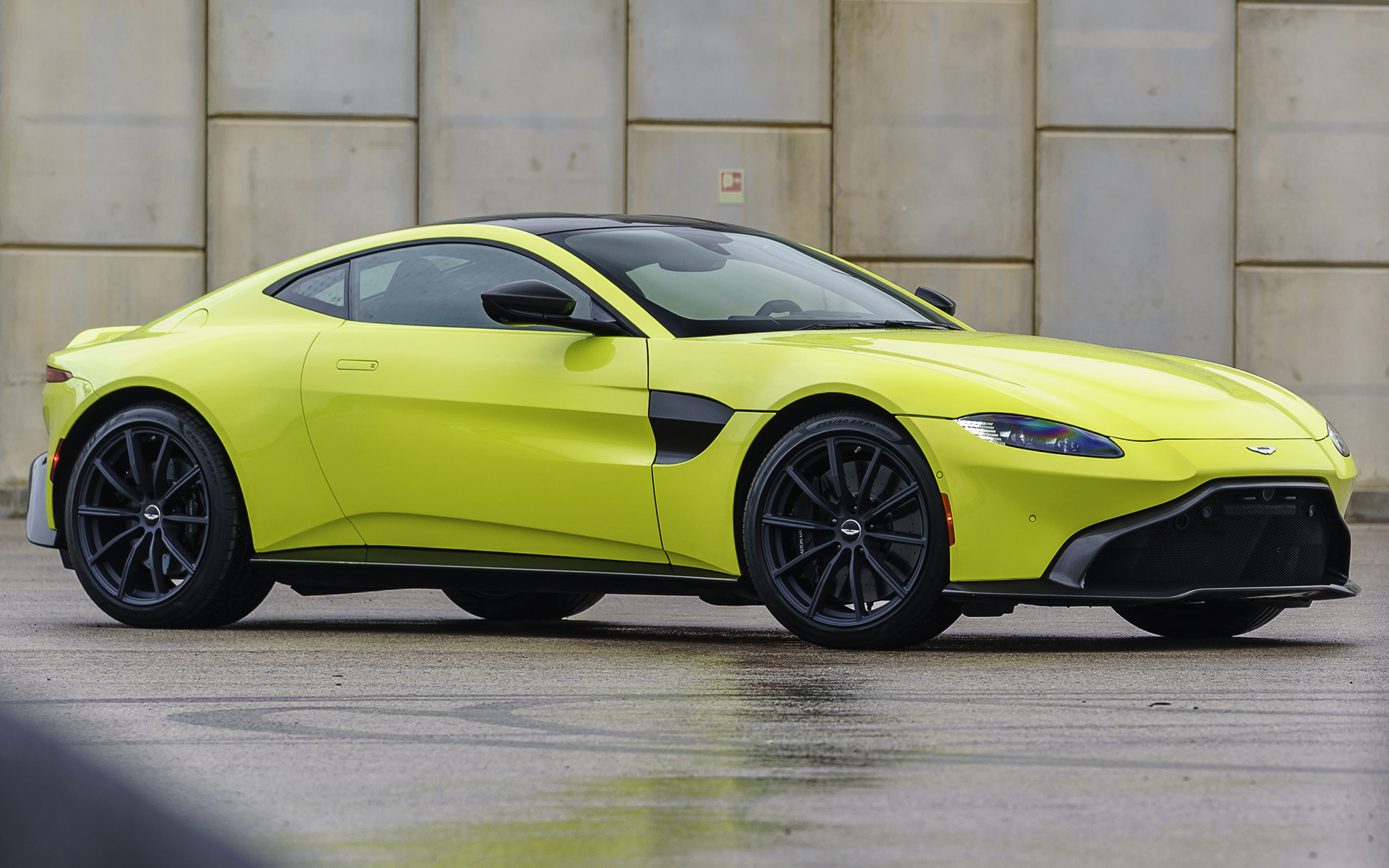 2019 Aston Martin Vantage US   Wallpapers and HD Images Car Pixel 1920x1200