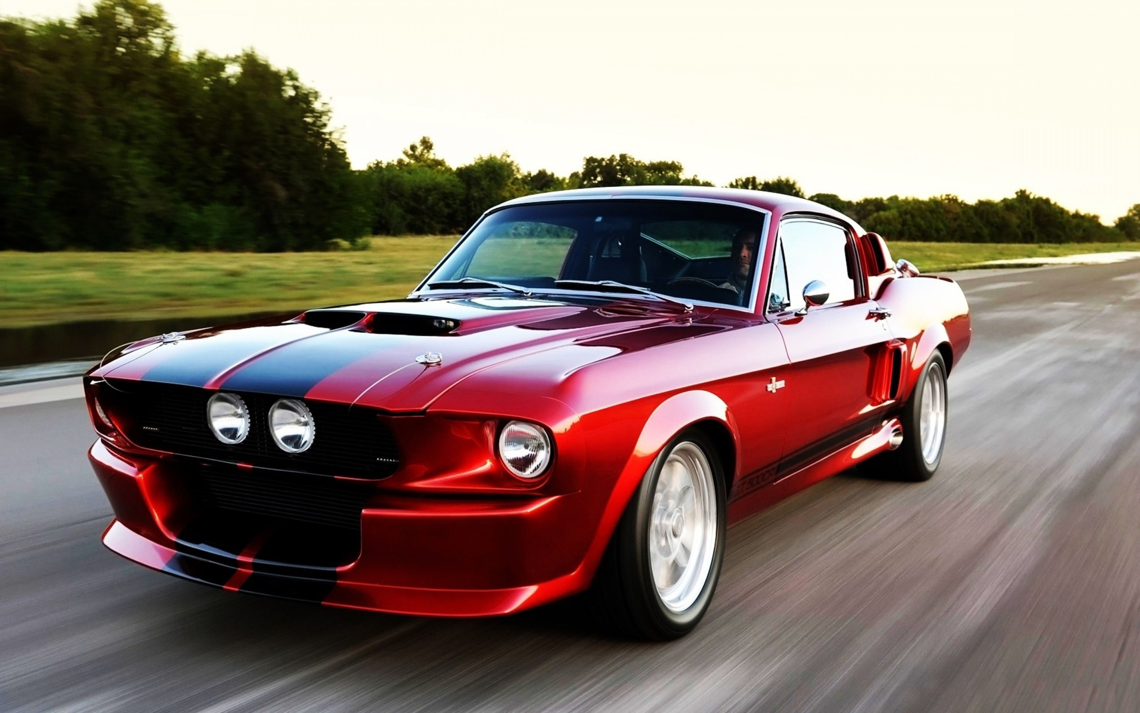 Mustang 4K Wallpaper - WallpaperSafari