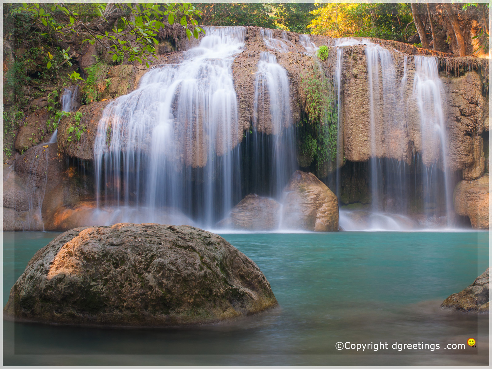 Waterfall Wallpapers Waterfall Wallpapers Animated Waterfall 1600x1200