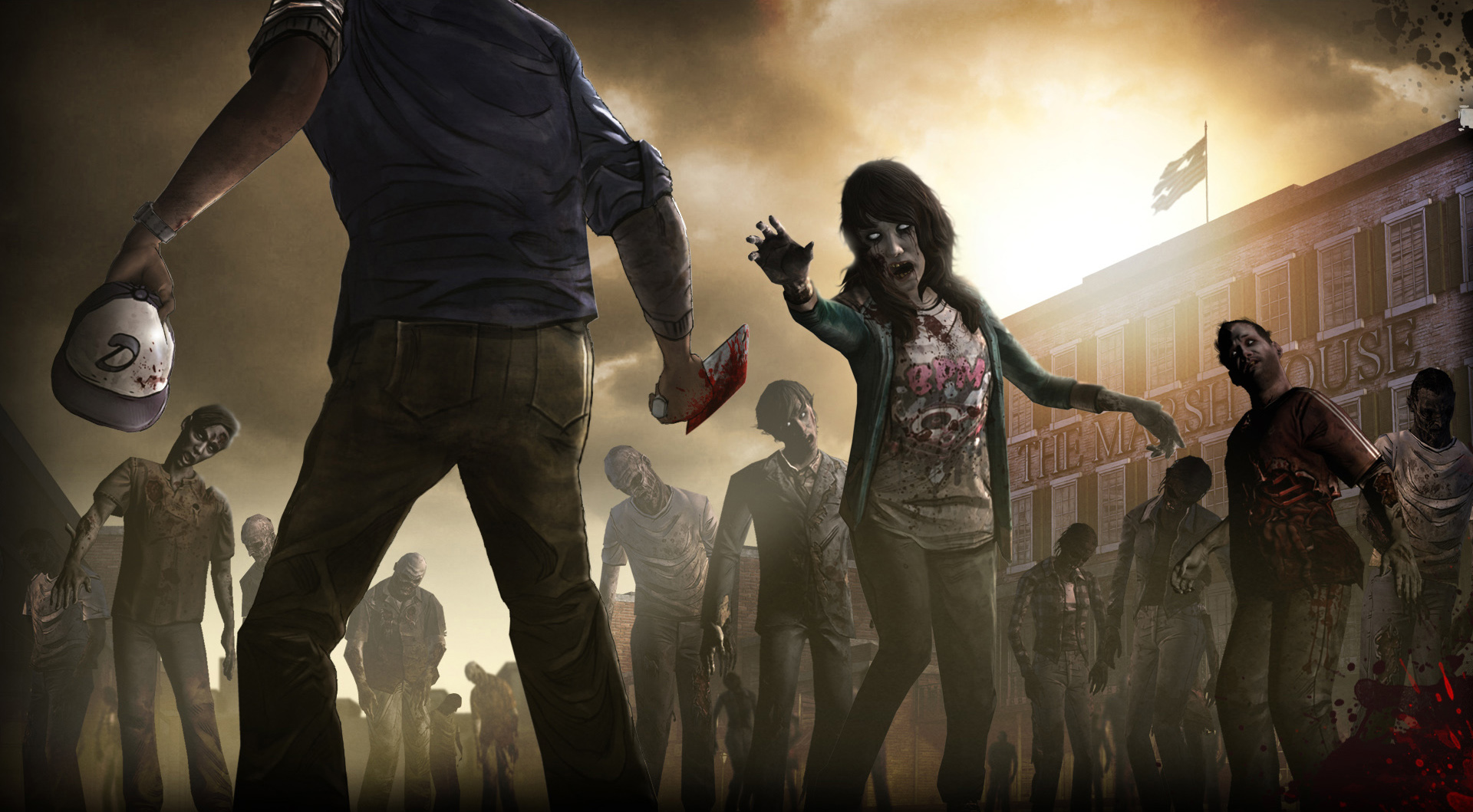 Walking Dead Wallpapers For Android: Walking Dead IPhone Wallpaper