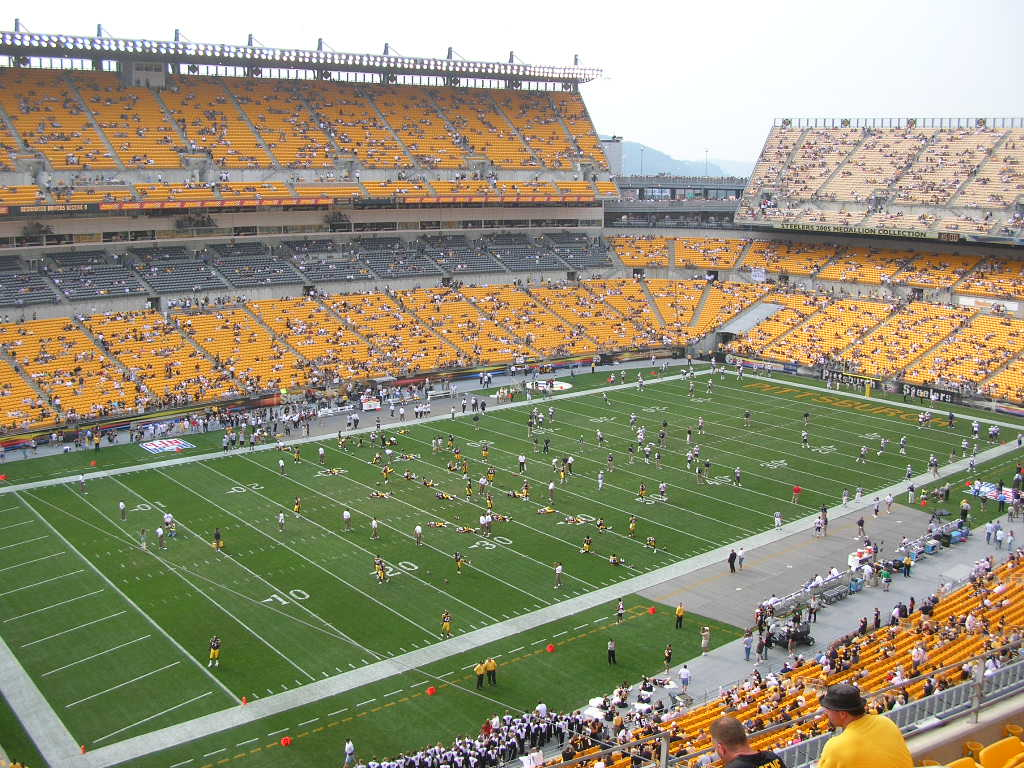 Pittsburgh Panthers NCAA seit 2001 1024x768