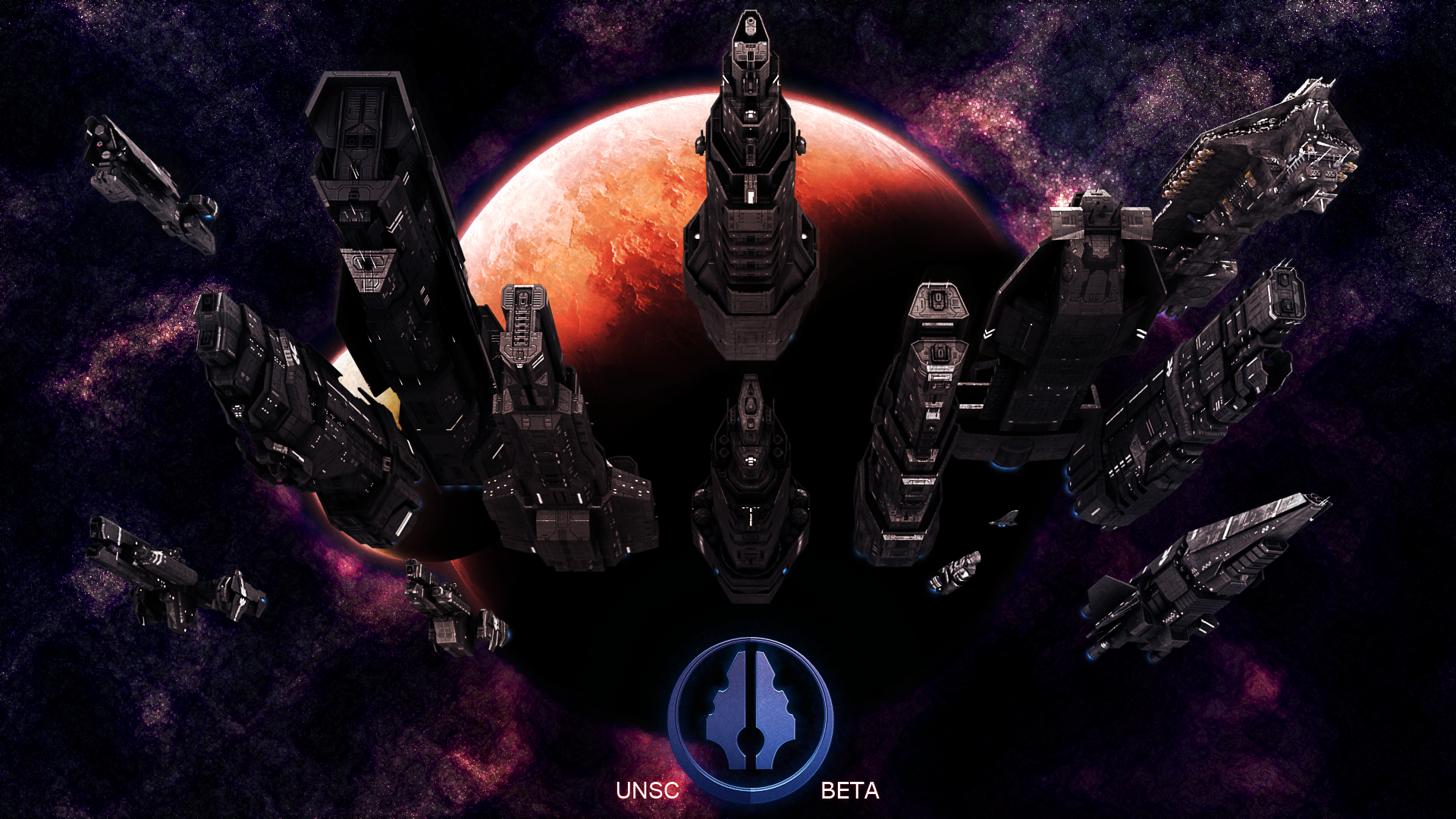 UNSC Beta Release image   Sins of the Prophets mod for Sins of a Solar 1920x1080