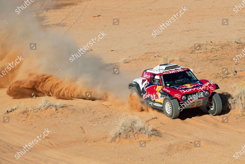 Spanish Carlos Sainz Bahrain JCW XRaid Team Editorial Stock Photo 1500x1002