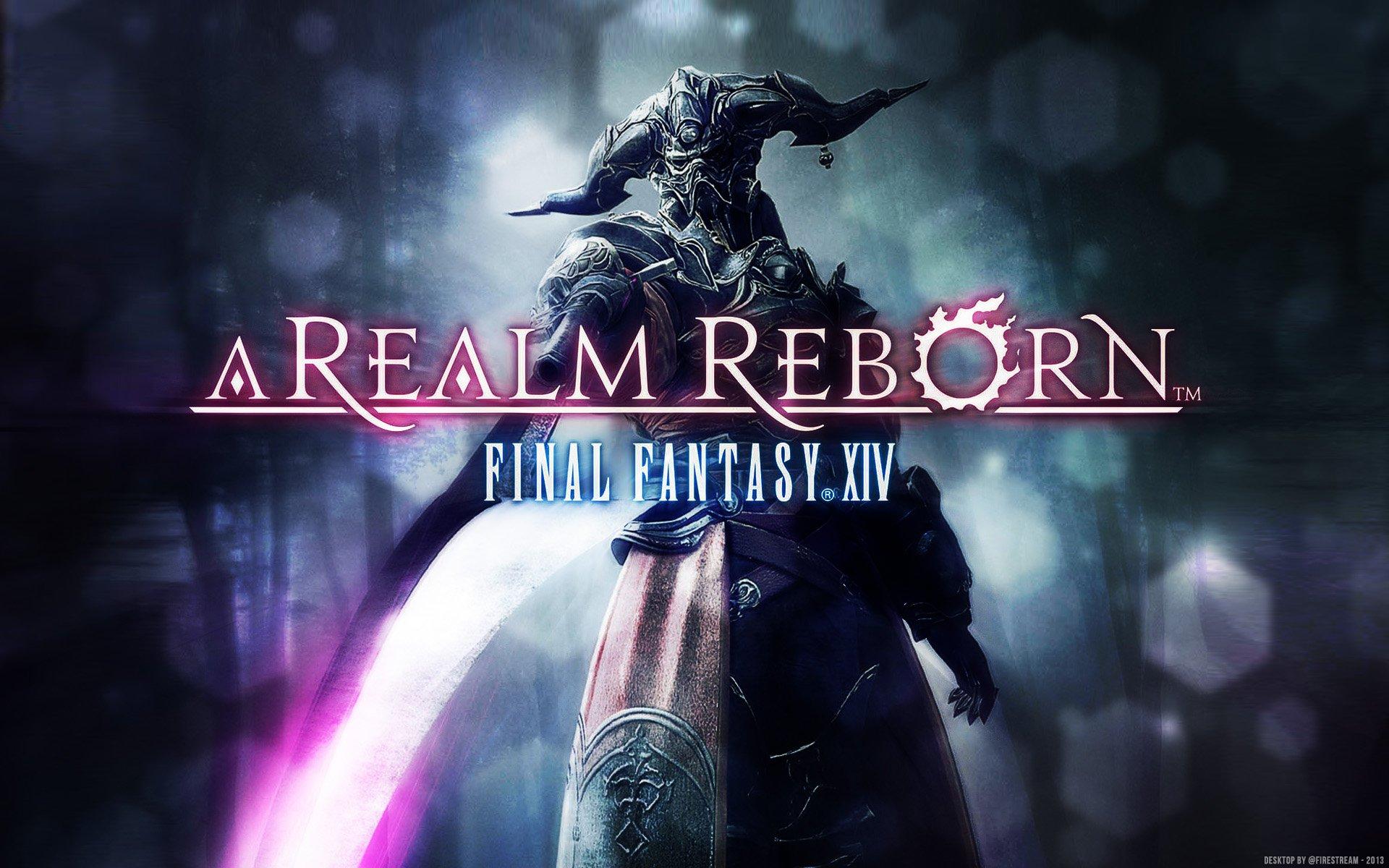 49 Final Fantasy Realm Reborn Wallpaper On Wallpapersafari