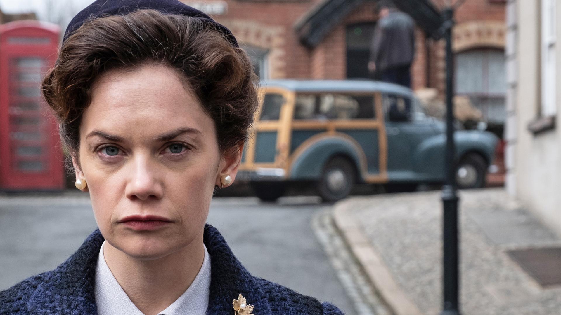 Ruth Wilson to Star in Upcoming Masterpiece Drama Mrs Wilson 1920x1080