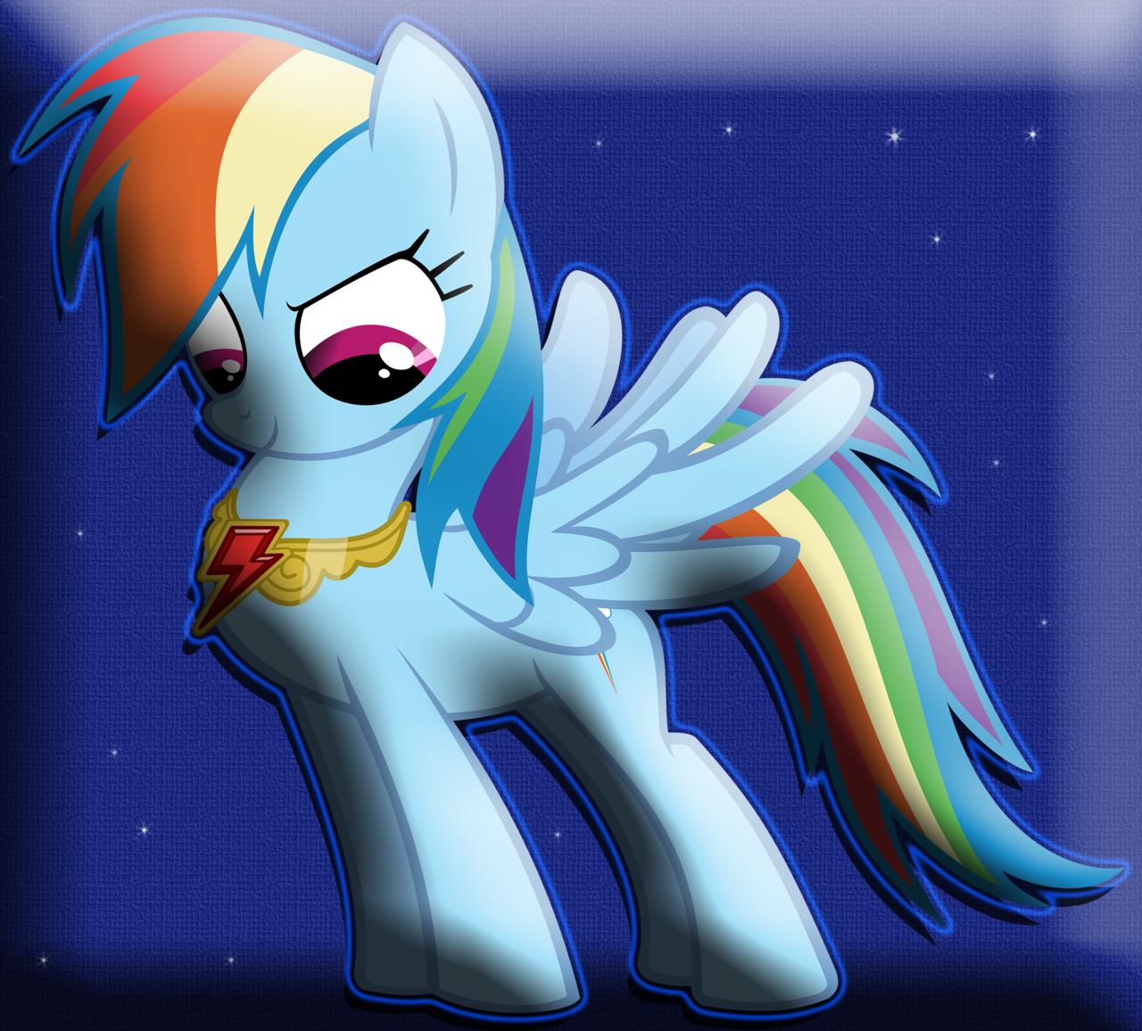 Rainbow Dash HD Wallpapers