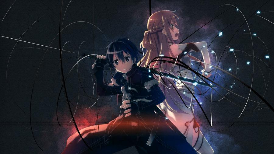 Sword Art Online Wallpaper by QuasiXi 900x506