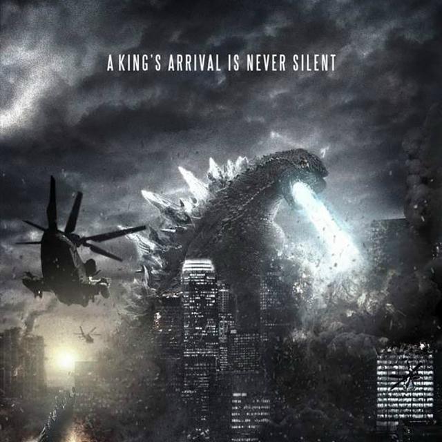 Godzilla Retina Movie Wallpaper godzilla6jpg 640x640