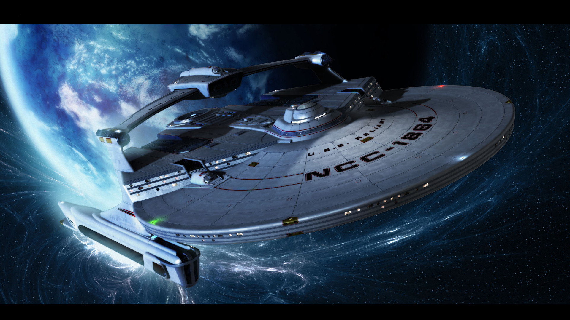 USS Reliant   Star Trek wallpaper   131615 1920x1080