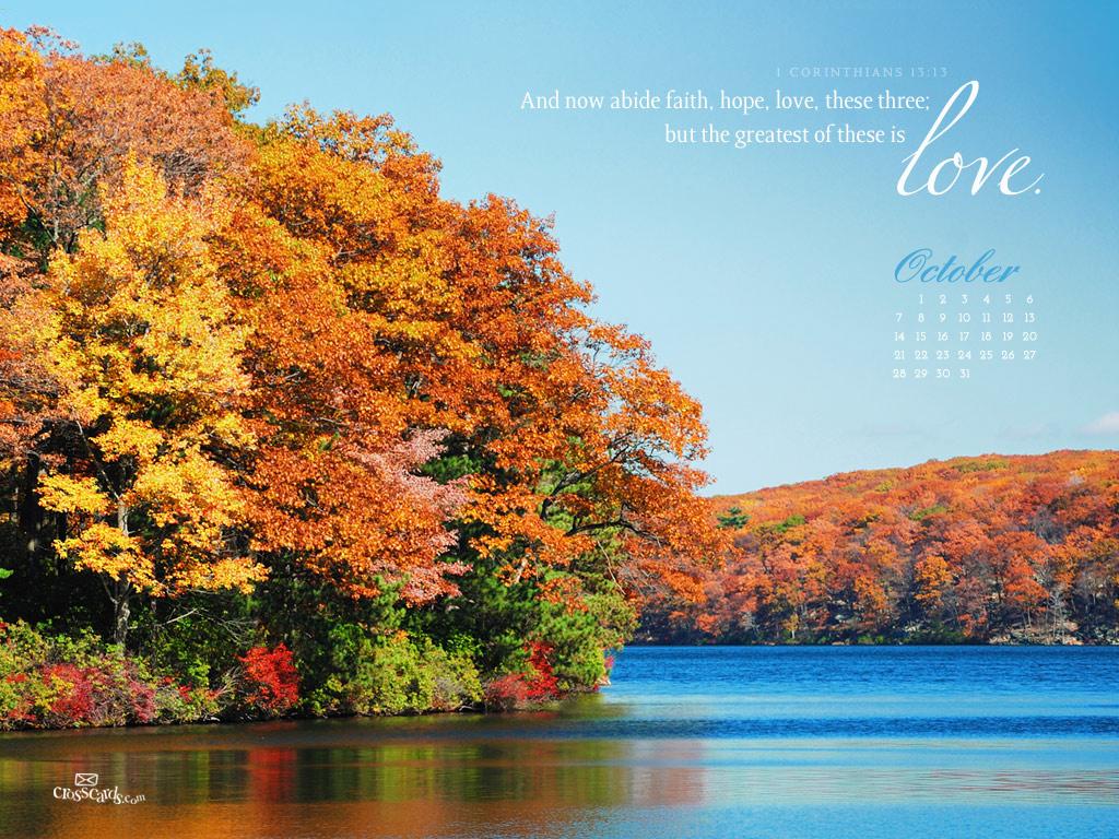 christian fall wallpaper - photo #4
