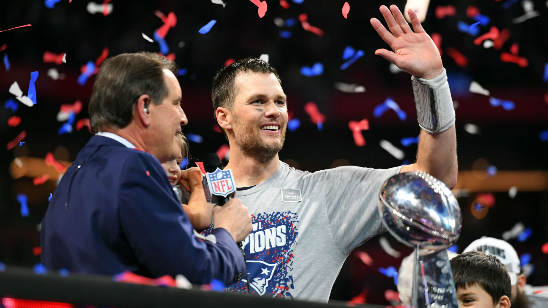 Super Bowl LIV Odds Pats and Rams remain the favorites NBC 1920x1080