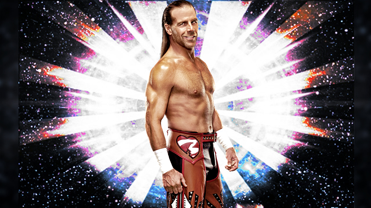 WWE Superstar Shawn Michaels HD wallpapers 1280x720