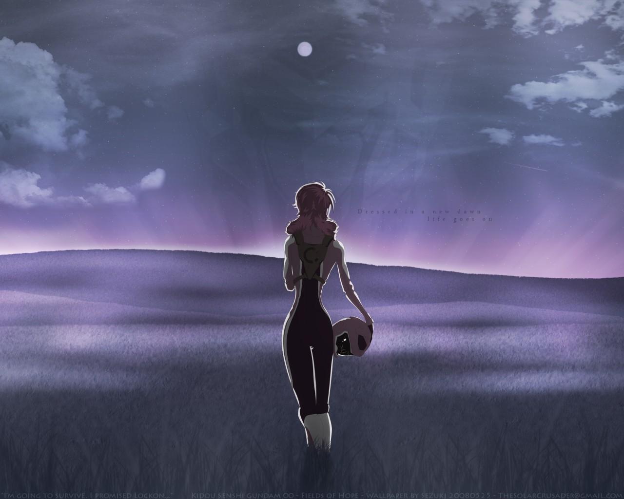 wallpaper Wallpaper De Gundam 00 1280x1024