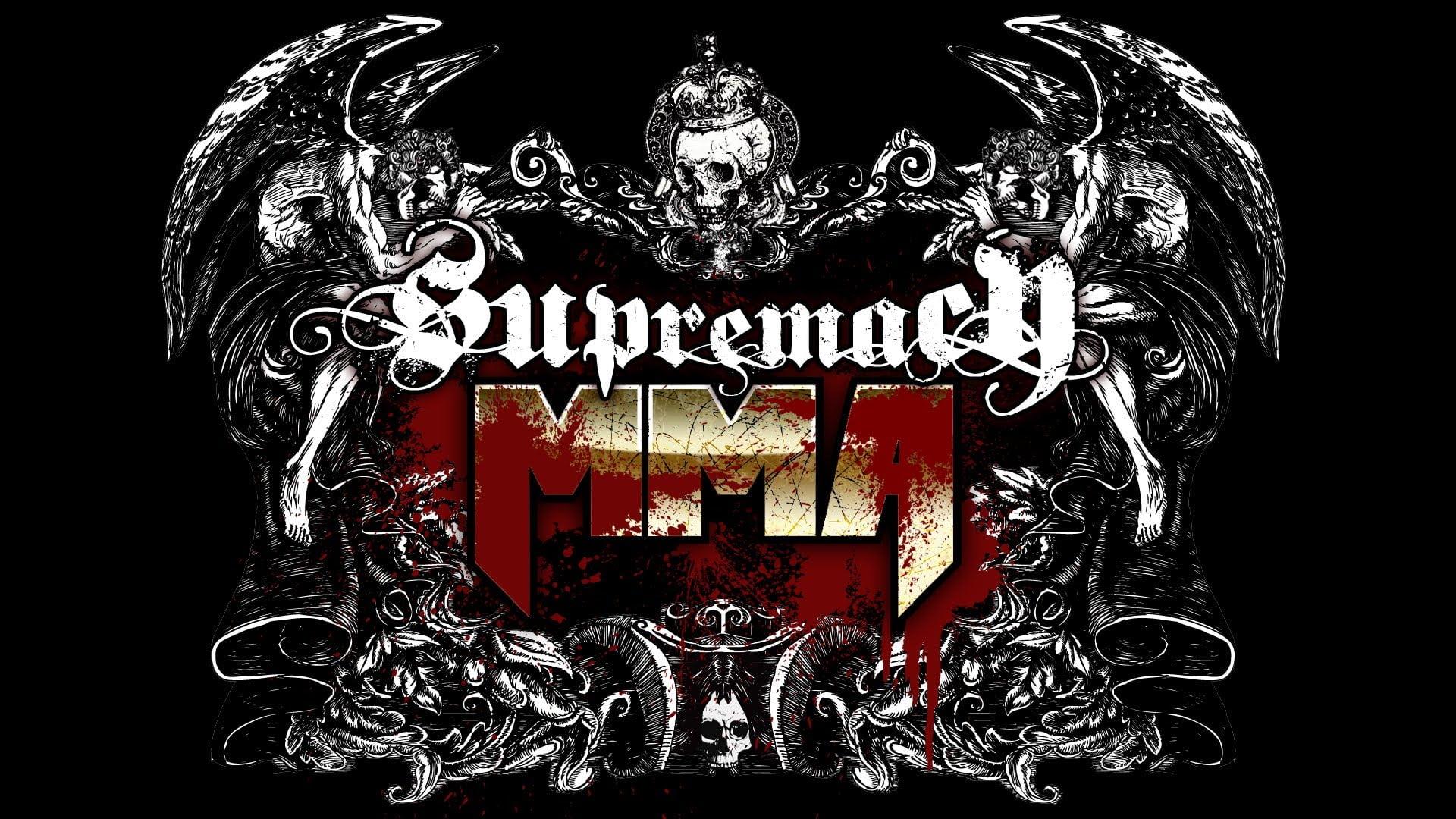 Supremacy MMA logo HD wallpaper Wallpaper Flare 1920x1080