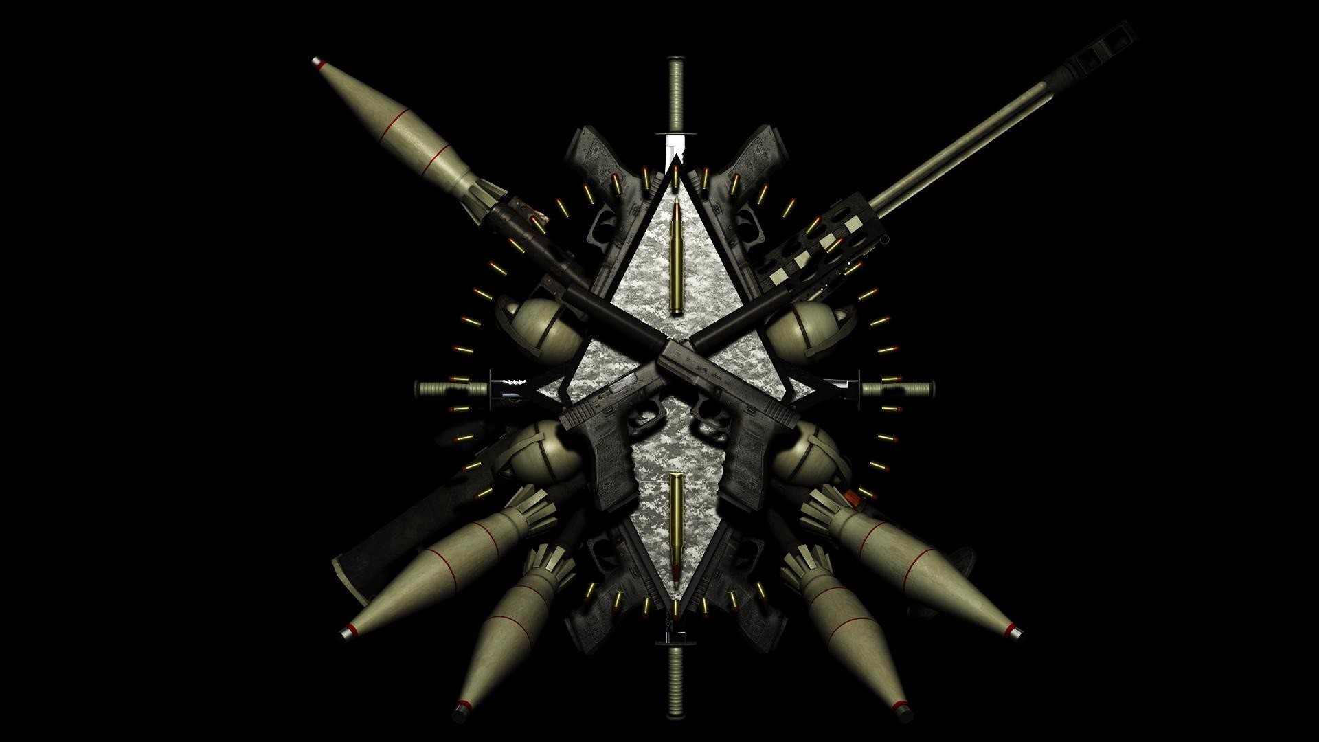 15 Weapon HD Wallpapers Backgrounds 1920x1080