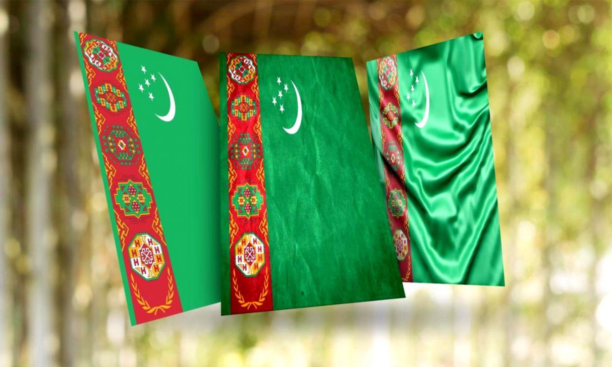 Turkmenistan Countries Flag Wallpaper Genius Wallpapers 1213x728