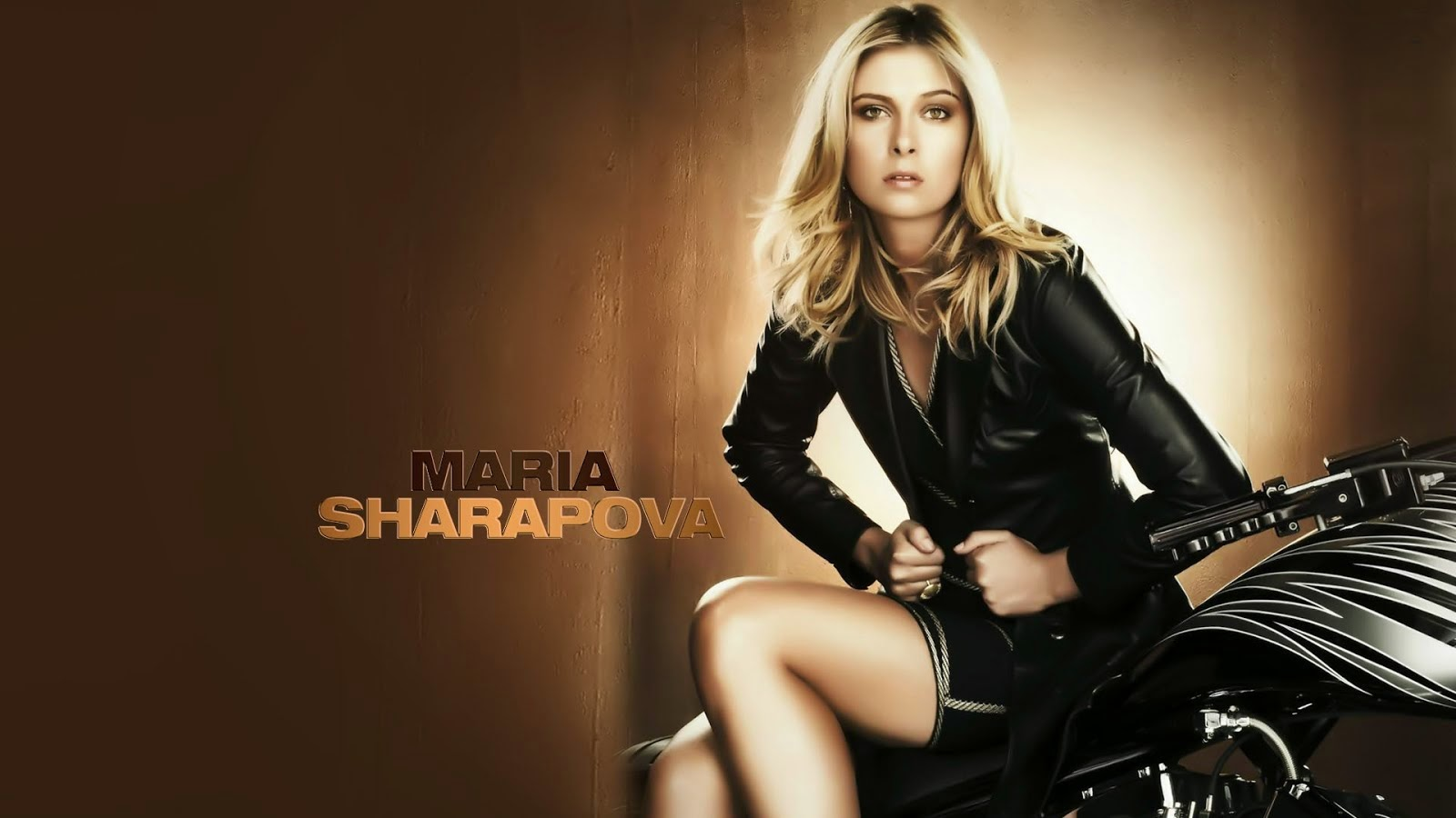 1600x900px Maria Sharapova Wallpapers HD 1600x900