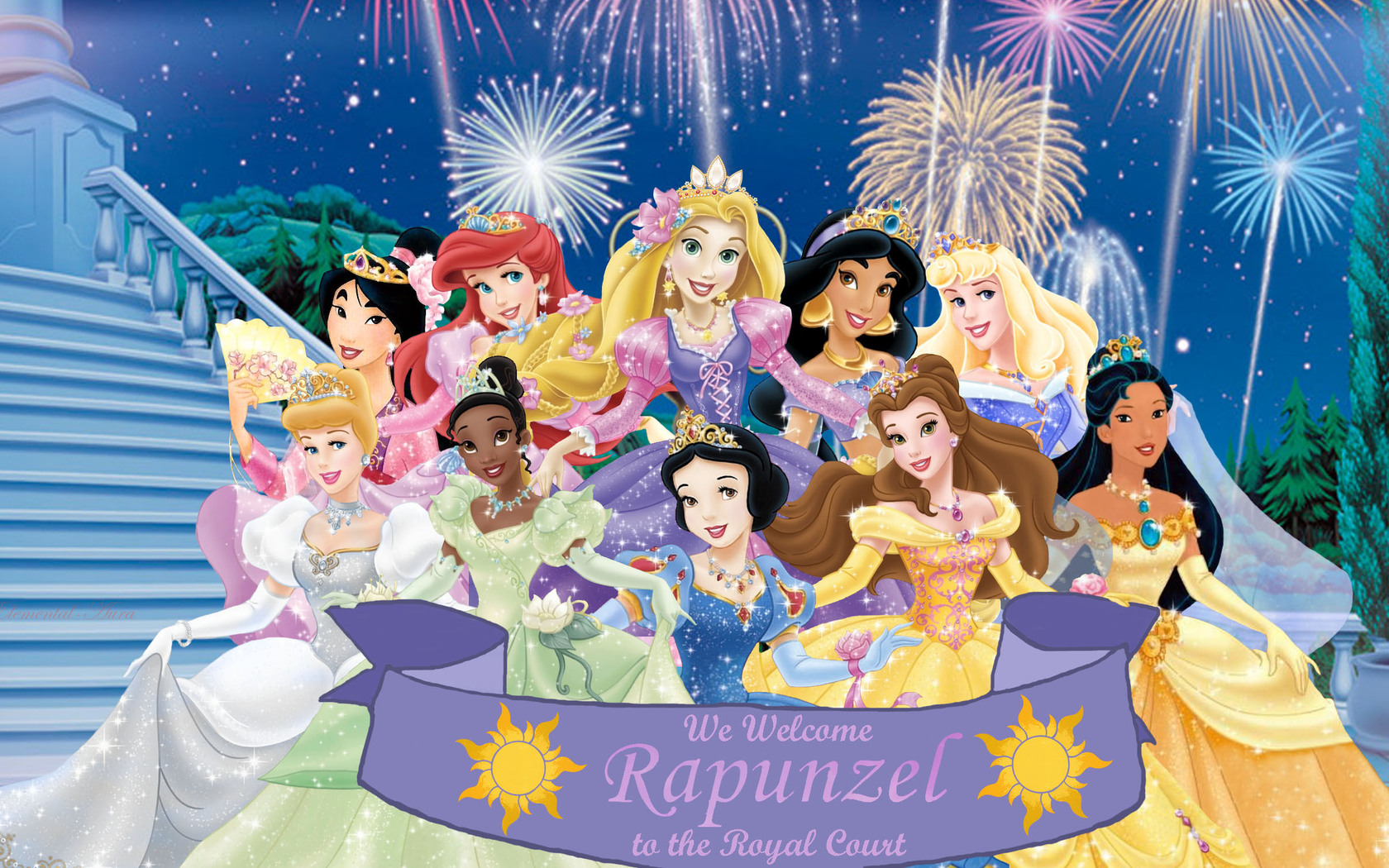 Disney Princess Wallpaper 19 Pictures Desktop Wallpapers 1680x1050