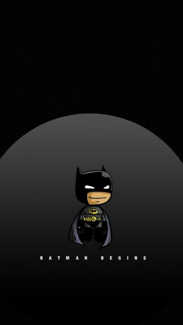 Iphone Wallpapers Batman 640x1136