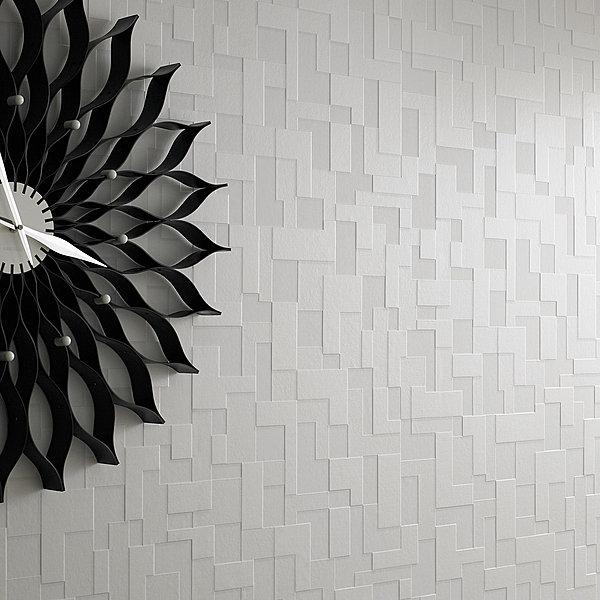 Ce vinyle expans sur intiss joue les contrastes entre ombre et 600x600