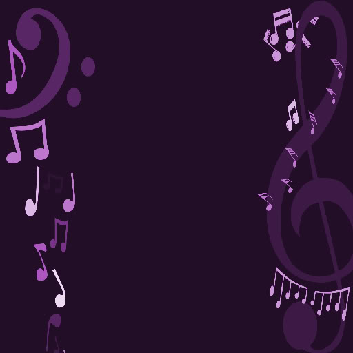 Red Music Notes Background Musical Note Download