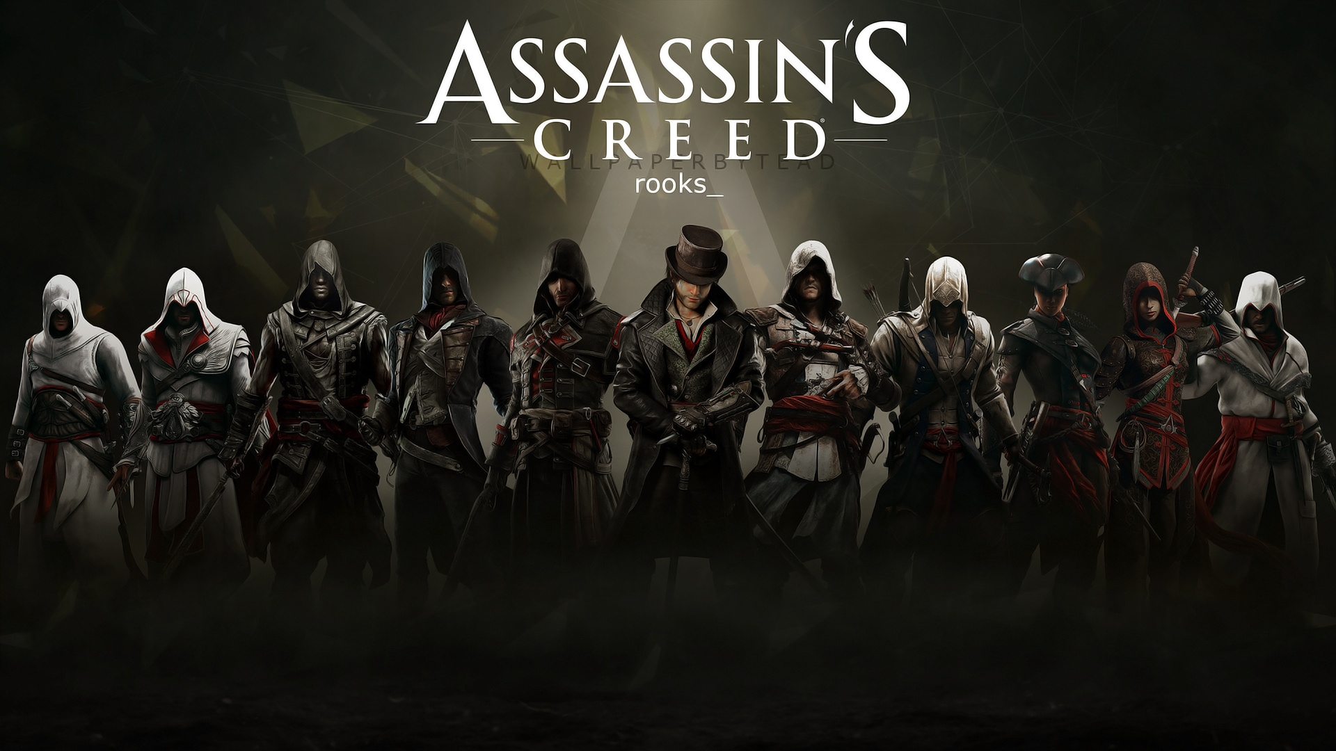 Assassins Creed Syndicate HD wallpapers download 1920x1080