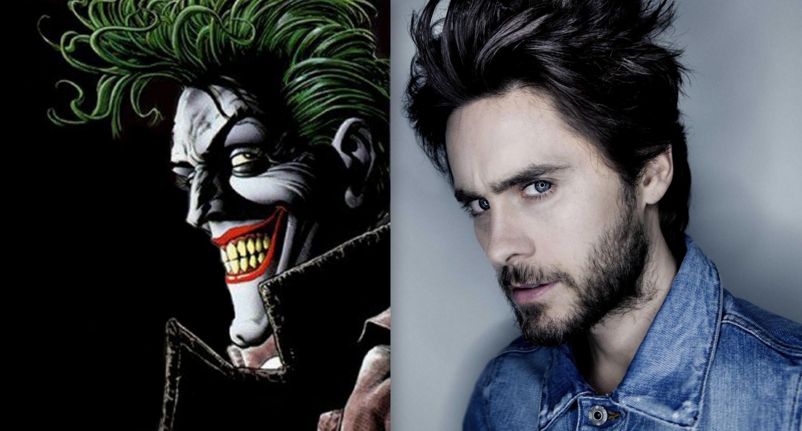 Divulgada imagem de Jared Leto como Joker   Cinema Planet 2632x1416