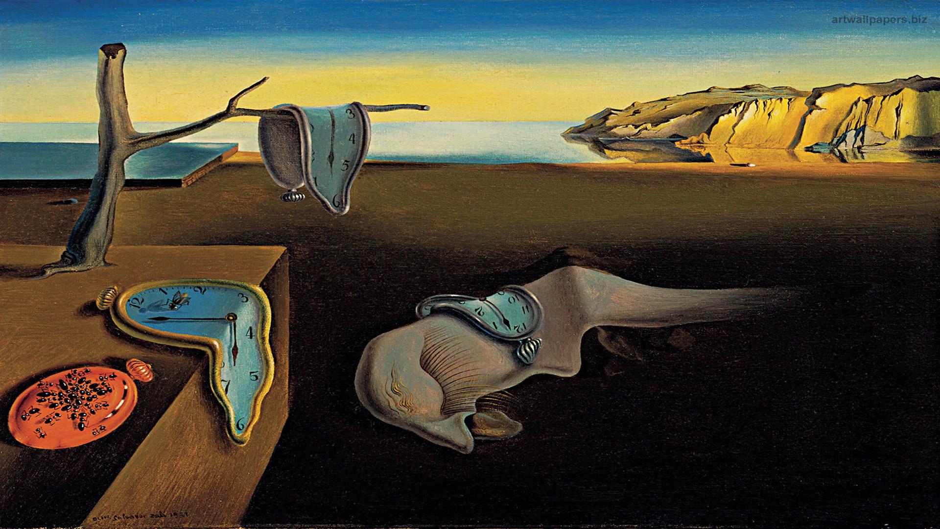Salvador Dali Wallpapers 1080p - WallpaperSafari