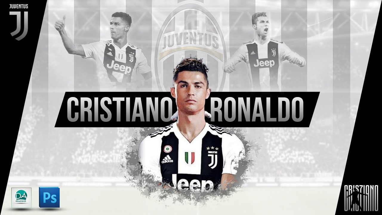 download Cristiano Ronaldo Juventus Wallpaper 20182019 in 1280x720