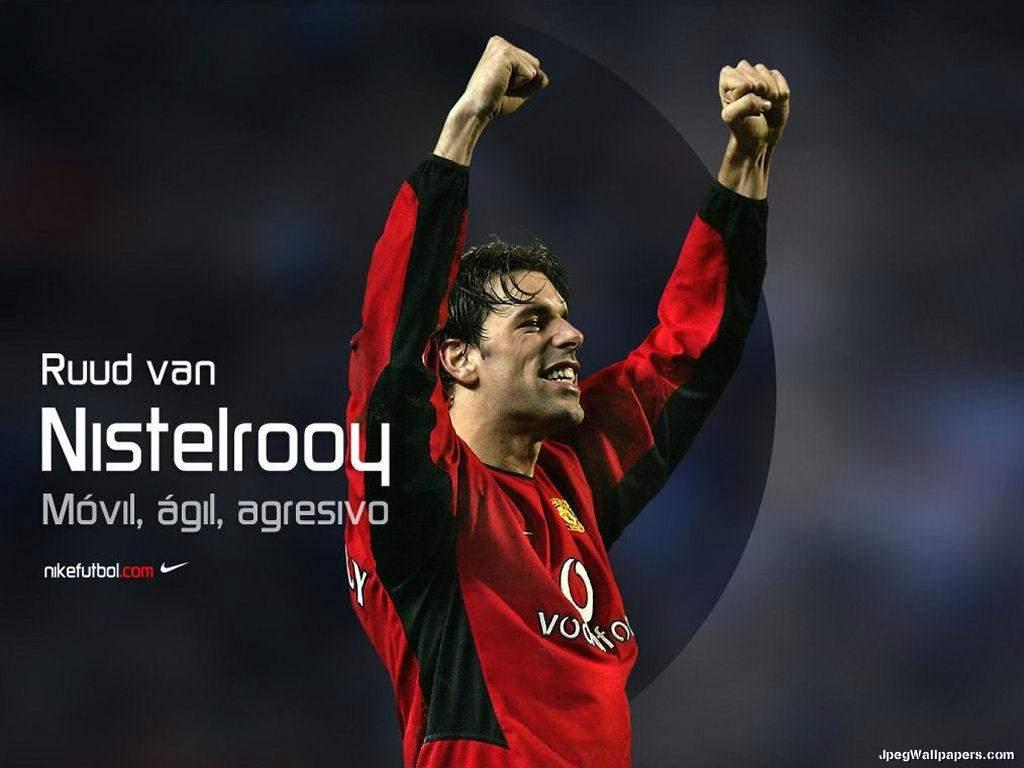 Ruud van Nistelrooy wallpaper 1024x768