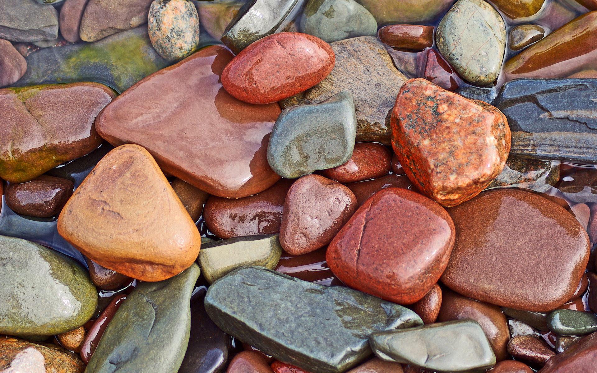 Sea stones Desktop Wallpapers FREE on Latorocom 1920x1200
