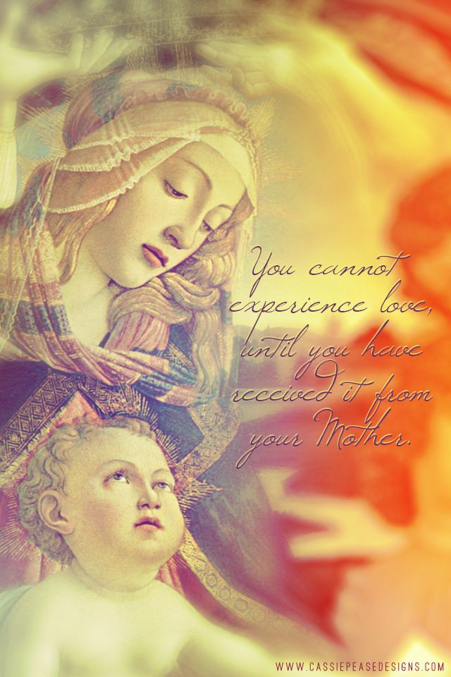 Mother Mary Wallpapers For Mobile wwwimgkidcom   The