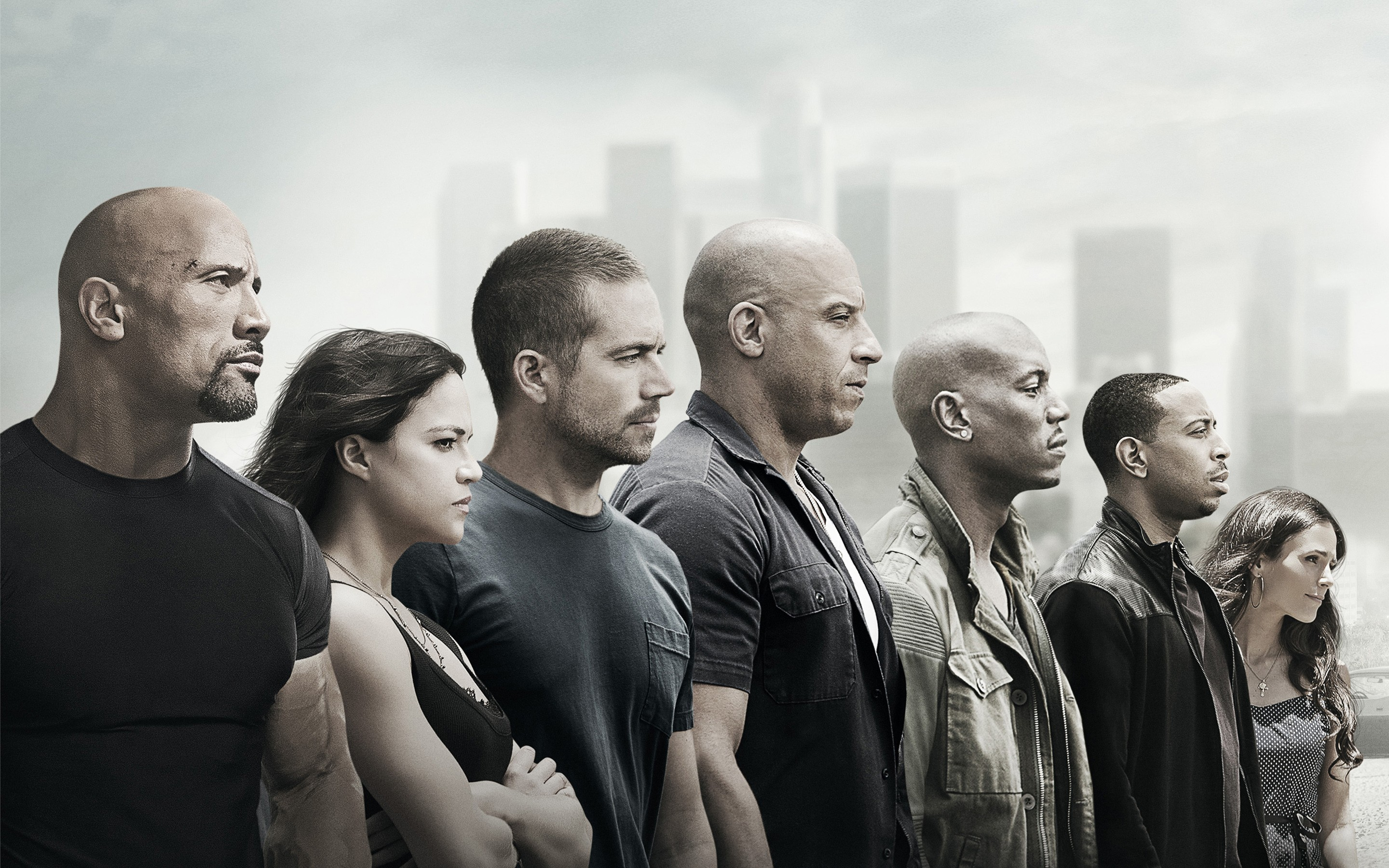 Fast and Furious 7 Movie Cast Wide Wallpapers   New HD Wallpapers 2880x1800