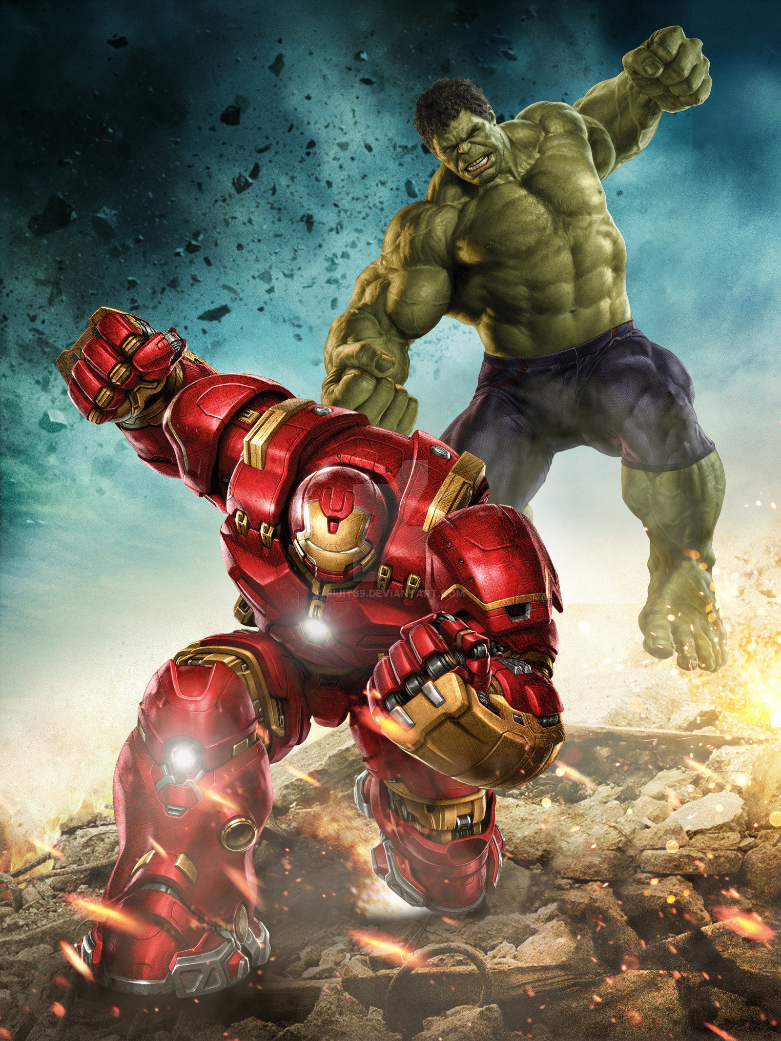 Hulkbusters Wallpapers 76 images 1600x2133