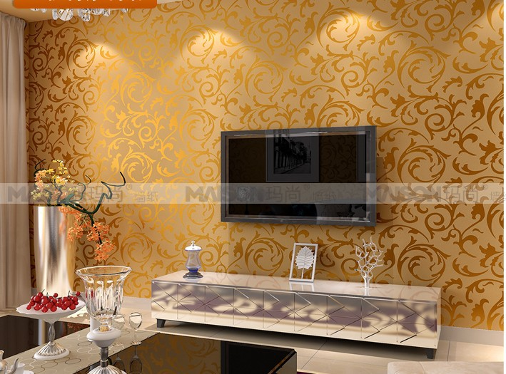 Wallpapers for home impressive wallpapers for home decor for Decor zone homes