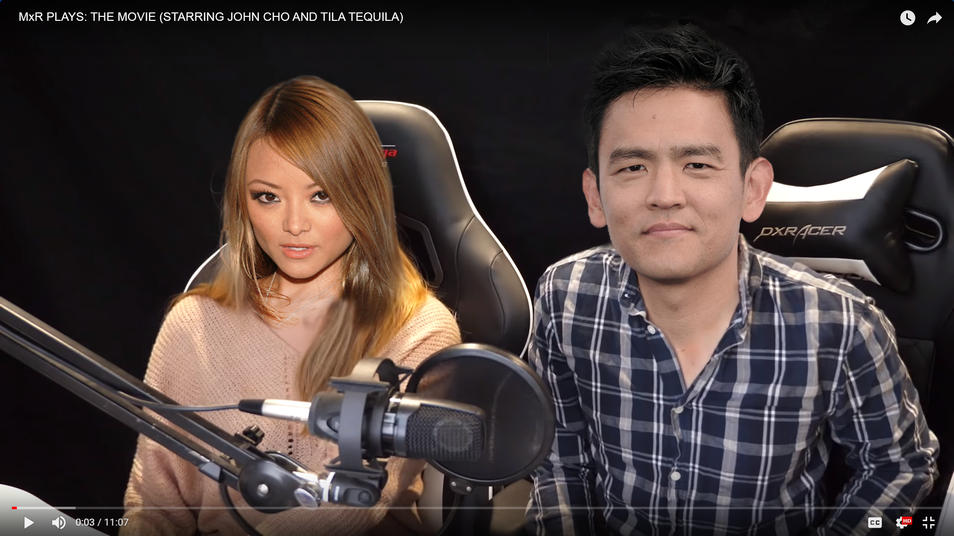MxR PLAYS THE MOVIE STARRING JOHN CHO AND TILA TEQUILA MxRMods 1920x1080