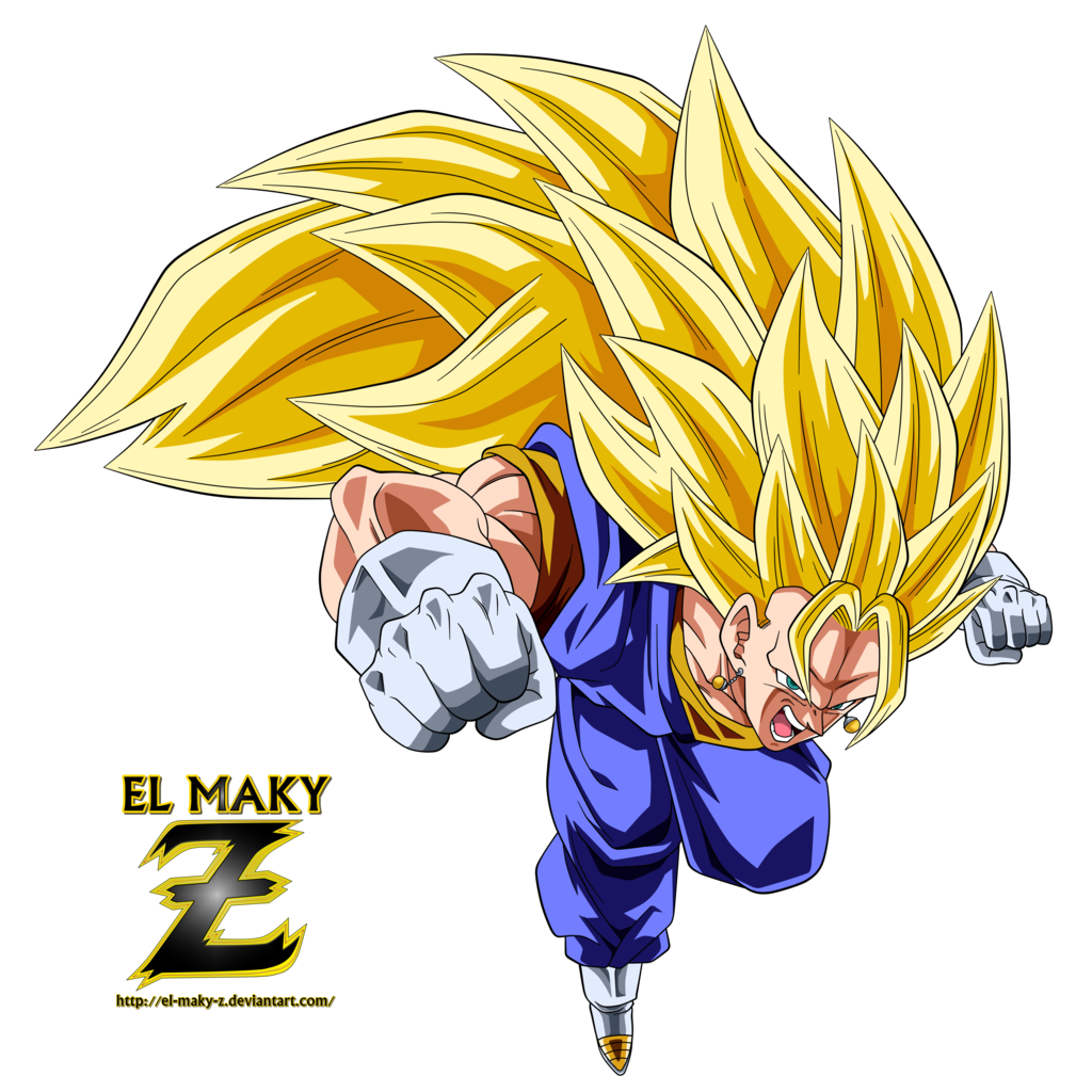Vegetto Super Saiyan 3 by el maky z 1024x1024