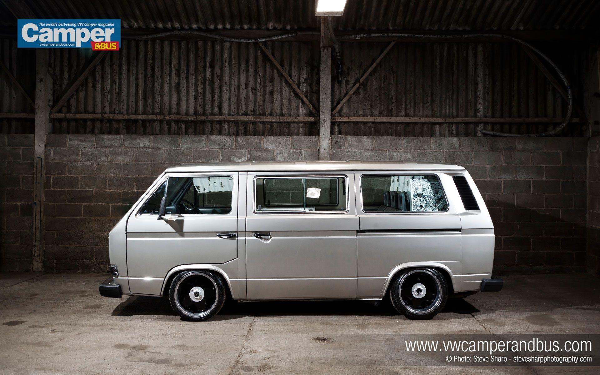 Type 25 desktop wallpaper   VW Camper and Bus Idas Volkswagen 1920x1200