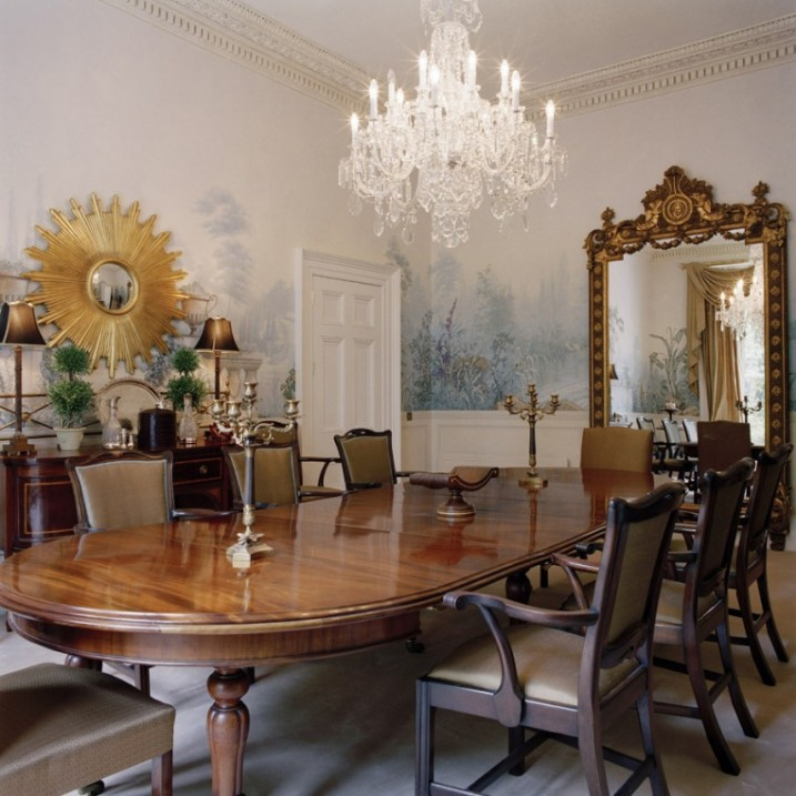 Dining room wallpaper trends wallpapersafari - Trend wallpaper dining ...