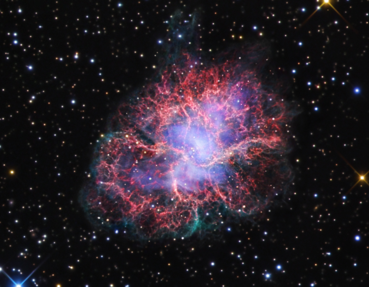 Crab Nebula   Wallpaper HD Earth Blog 1220x948