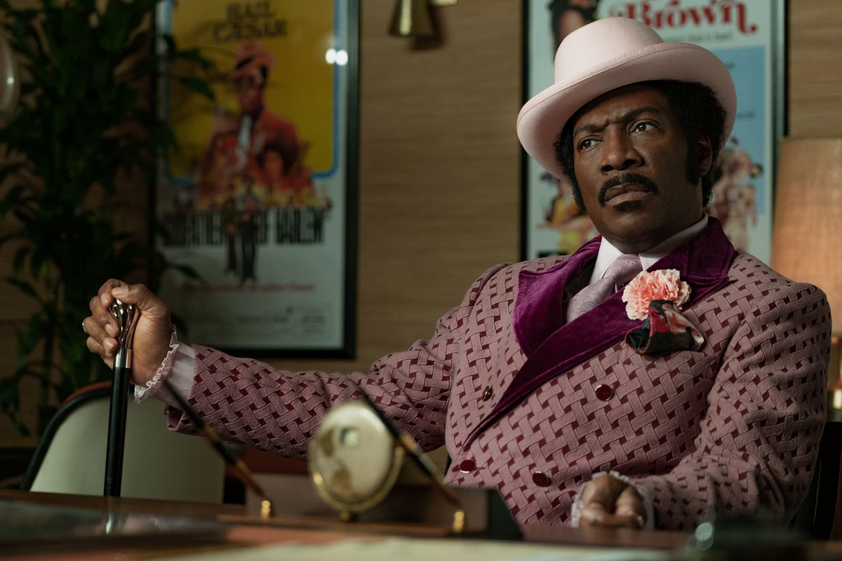 Dolemite Is My Name review Eddie Murphy is better than ever   Vox 1200x800