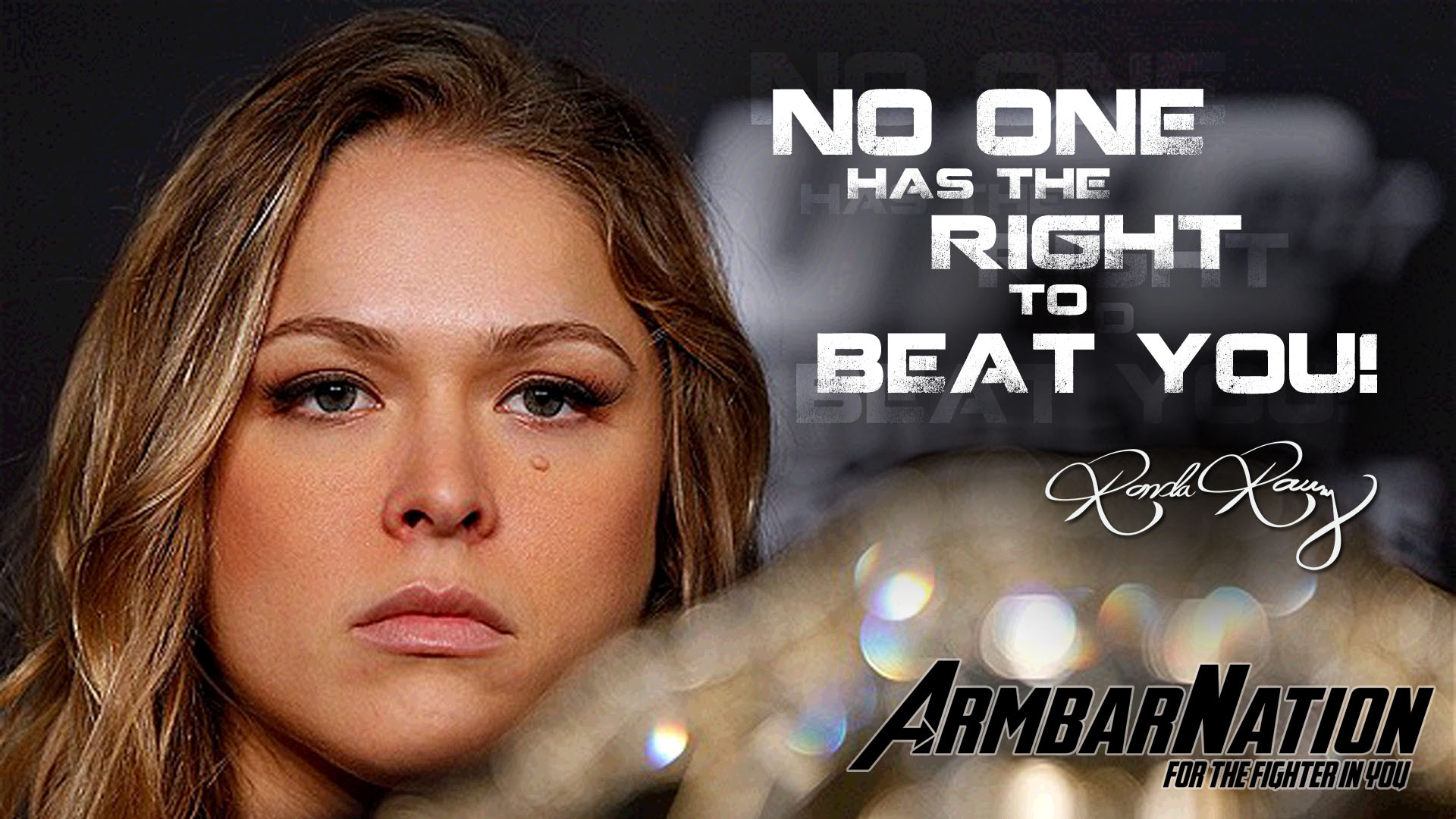 Armbar Nations Ronda Rousey Wallpapers ArmbarNation 1920x1080