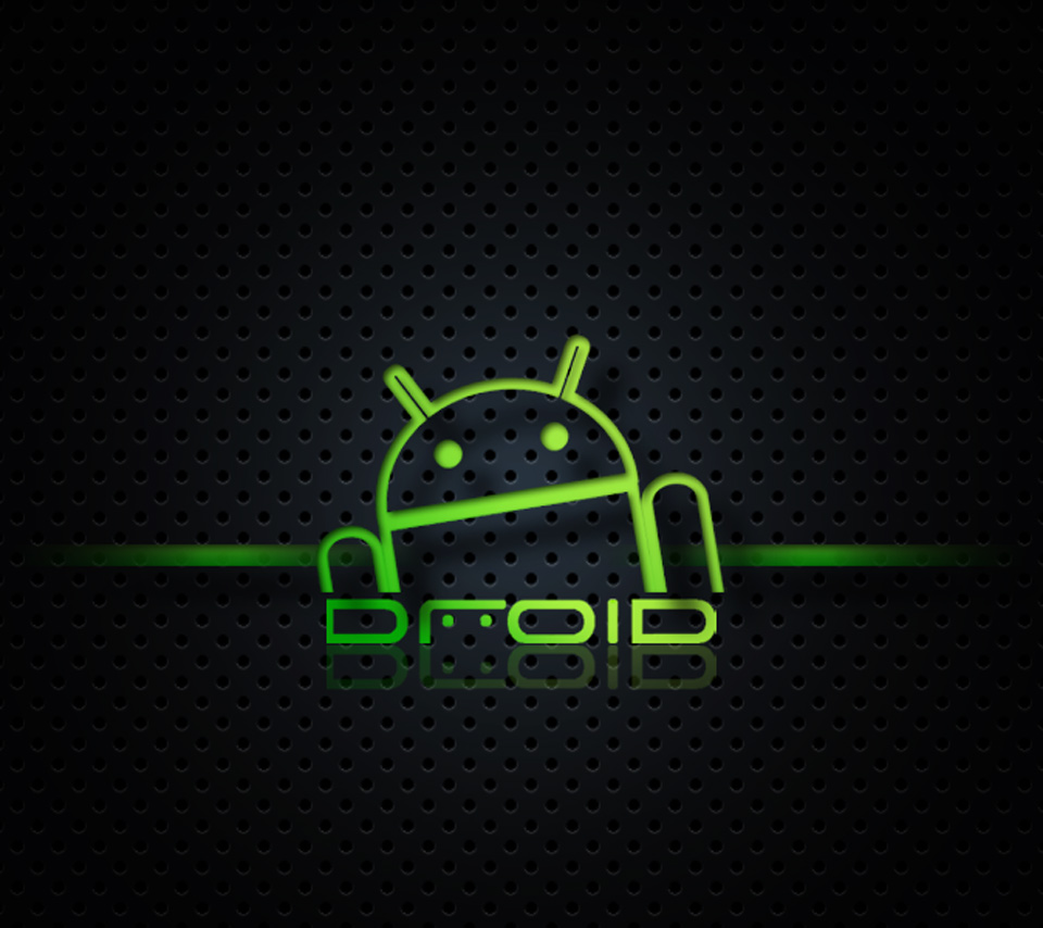 Download Android Bot Wallpapers Lg Optimus One P500 [960x854] | 50+