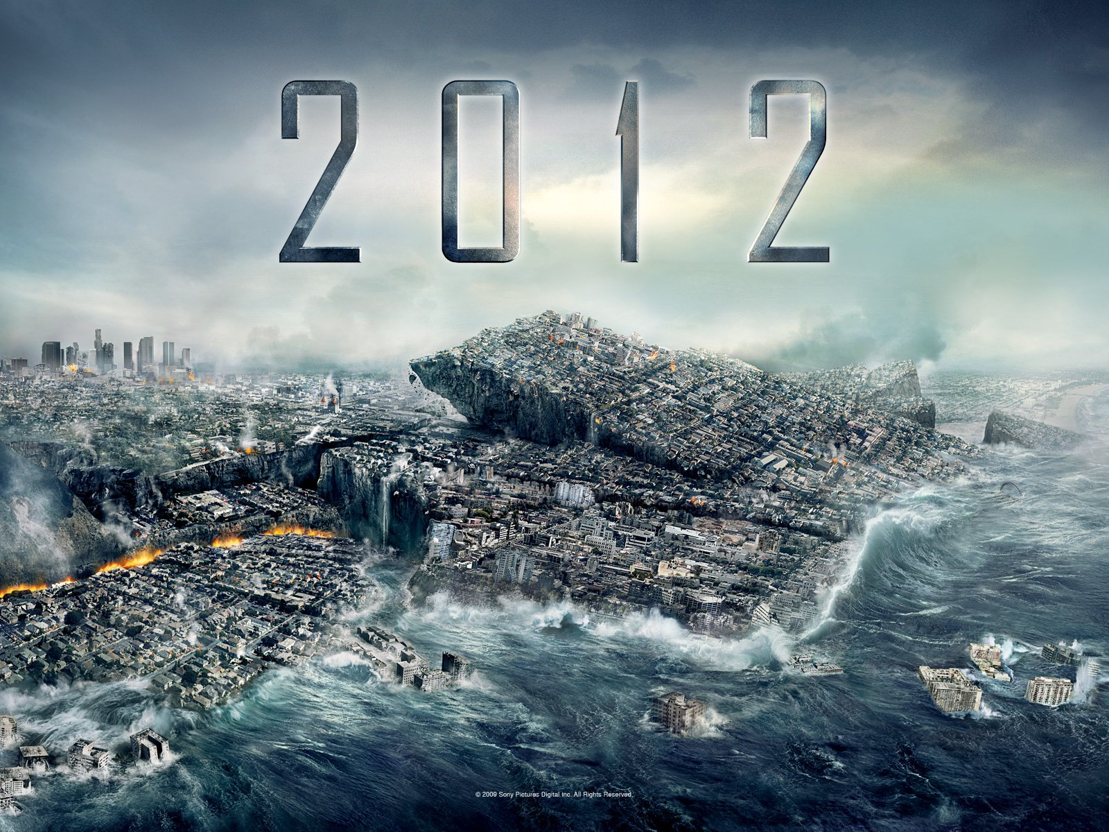 2012 Movie Wallpapers HD Wallpapers 1600x1200