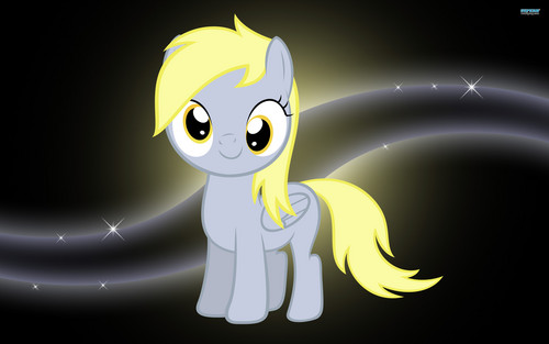 Derpy Hooves as a Filly   My Little Pony Friendship is Magic Wallpaper 500x313