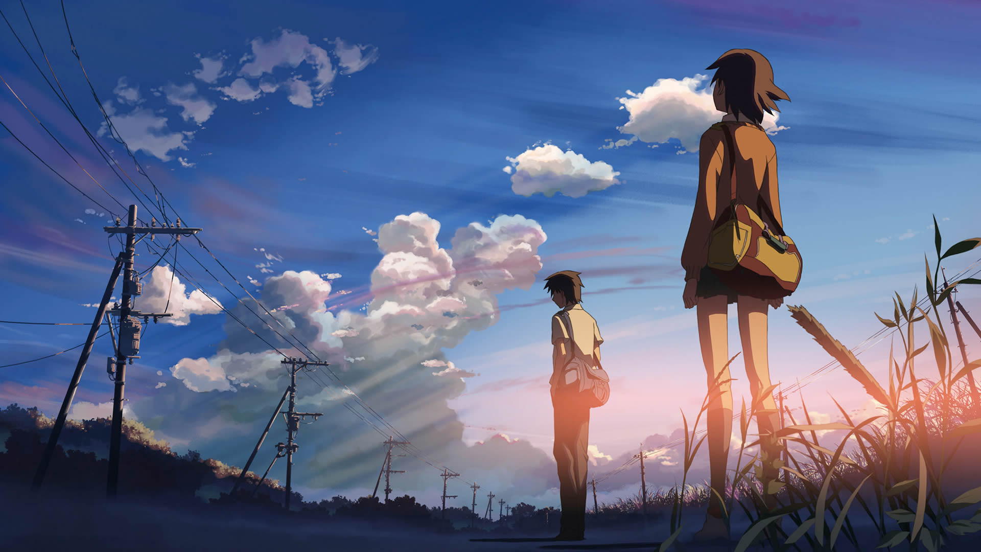 High Resolution Anime Wallpapers Wallpapersafari