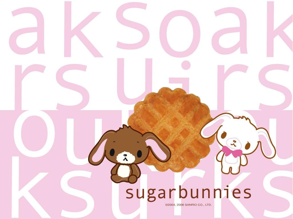 Sugarbunnies Wallpaper   Sugarbunnies Wallpaper 8399080 1024x768