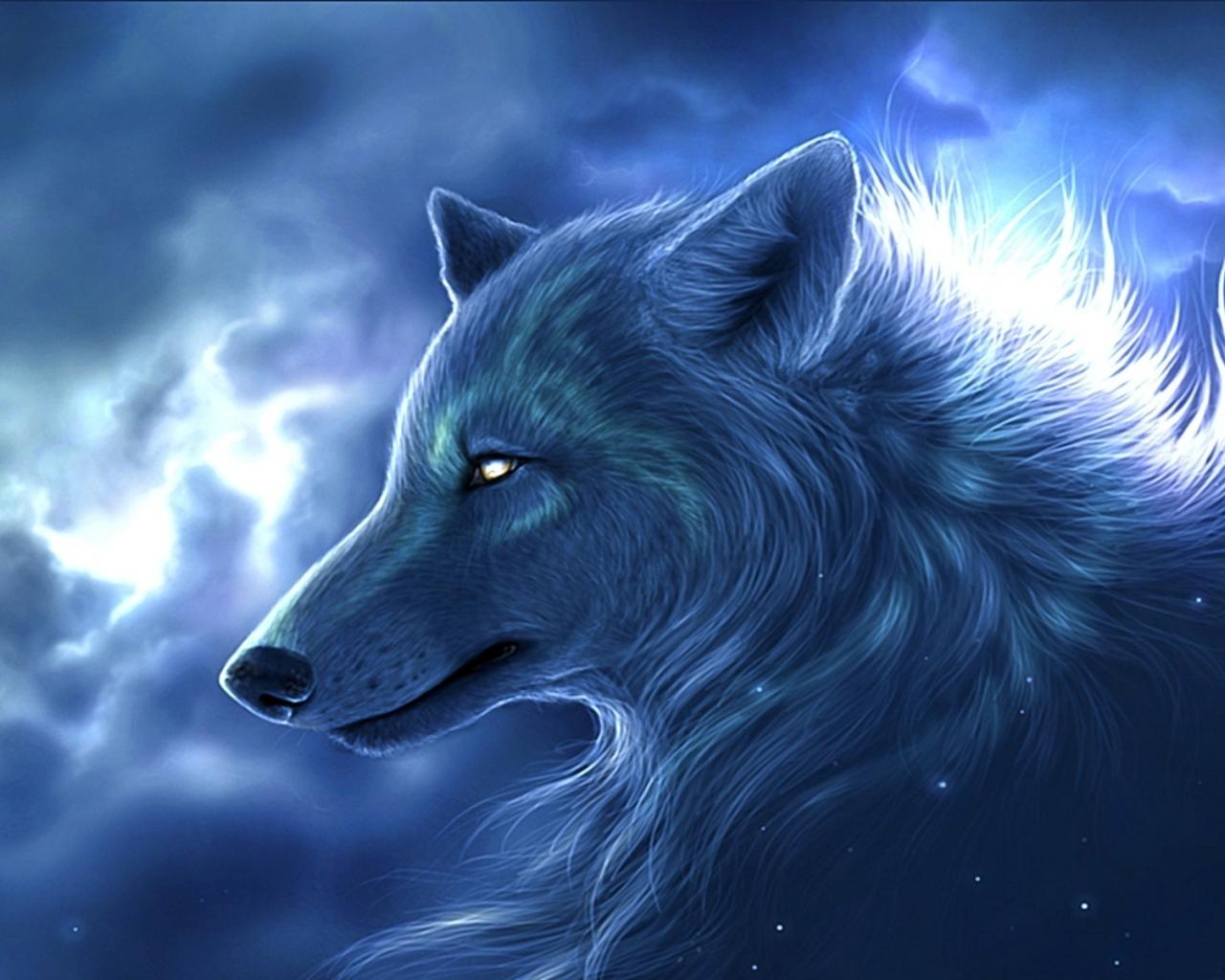 Spirit Animals Wallpaper Wolf 3 HD Wallpaper Animals Wallpapers 1280x1024