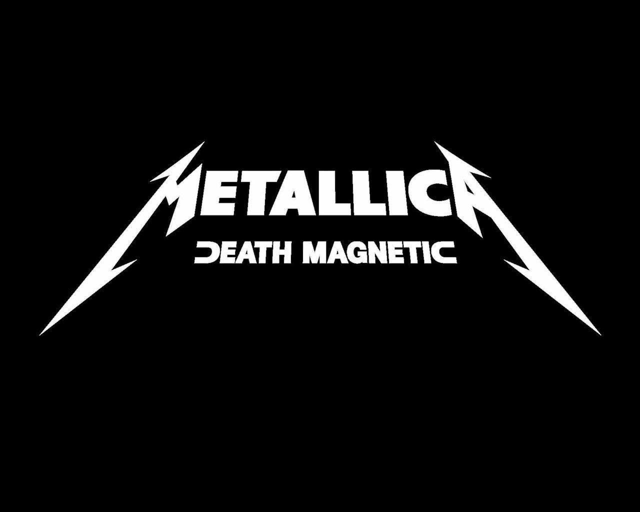 Metallica Logo Desktop Wallpaper  32   Metallicawallpapercom 1280x1024