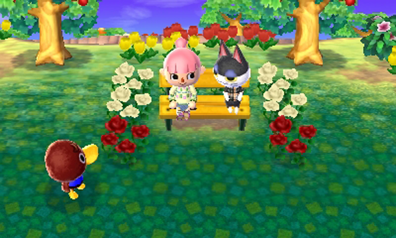 Free Download Animal Crossing New Leaf Video Game Wallpapers